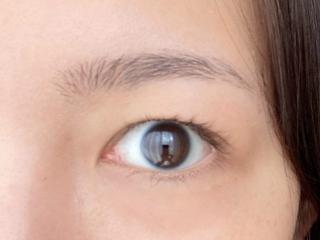 すっぴんのとき、どんな眉?